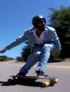 Downhill skate