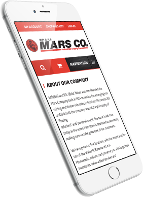 Mars Supply mobile